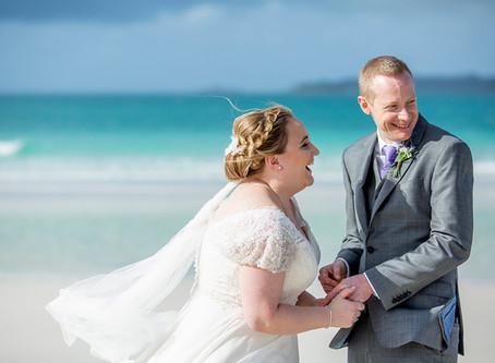 Nicola and Matthew's Destination Wedding in Paradise