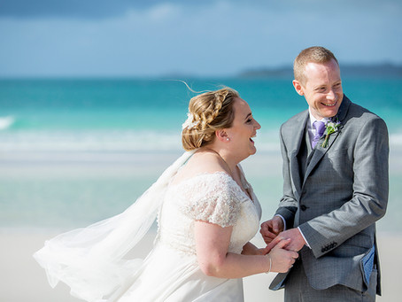 Nicola and Matthew's Destination Wedding in Paradise