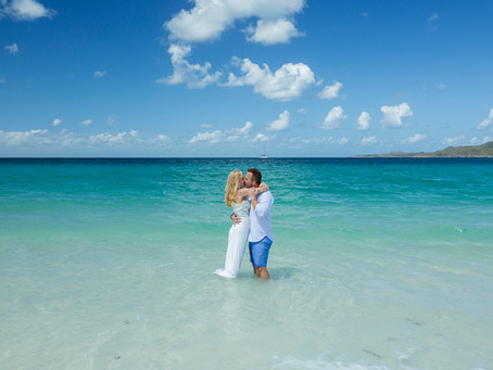 Katharina and Joerg's Whitehaven Wedding Perfection.