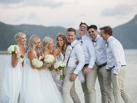 Stacey and Kurt | Hayman Island