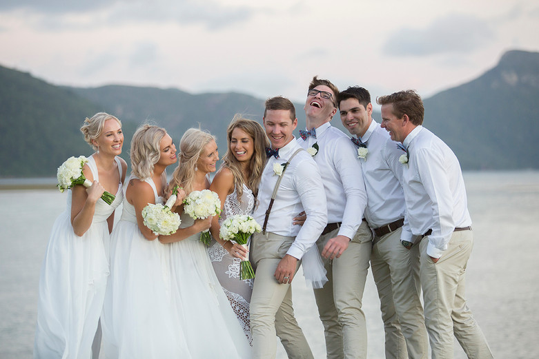 Hayman Island Wedding Photography