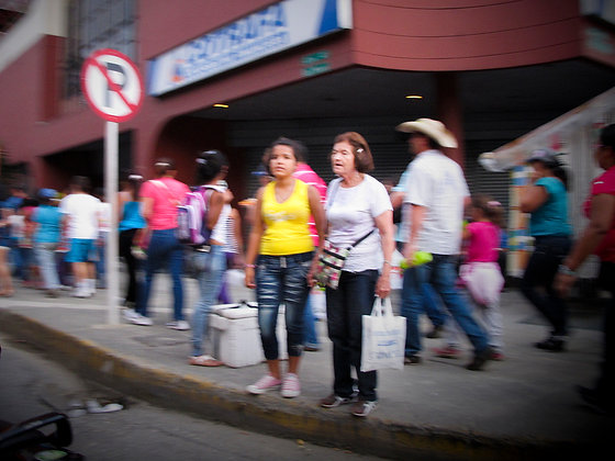 Shoppers, Medellin Colombia