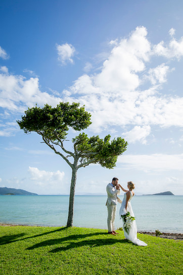 Intercontinental Resort Hayman Island Wedding Photography