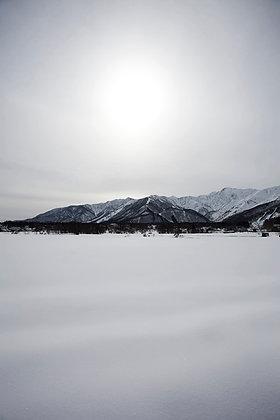 Winter in Hakuba, Japan