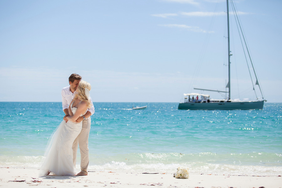 Whitehaven Beach Wedding Photography