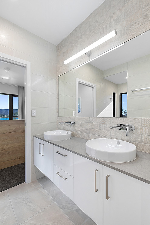 Residential_New Homes_bathroom lighting_Steve Knight Builders