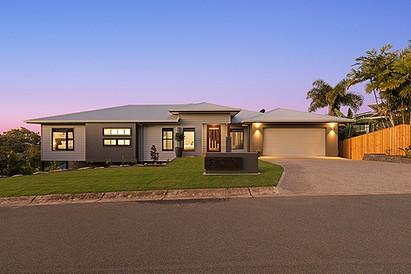 Residential_New homes_Exterior lighting_Steve Knight Builders