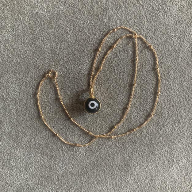Evil Eye Necklace | $40