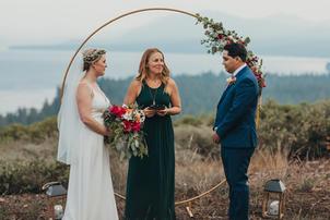 north lake tahoe wedding