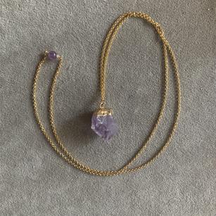 Amethyst Necklace | $48