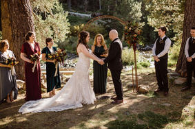 Dancing Pines Wedding