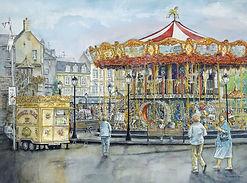 Carrousel Palace 1900, Honfleur.jpg