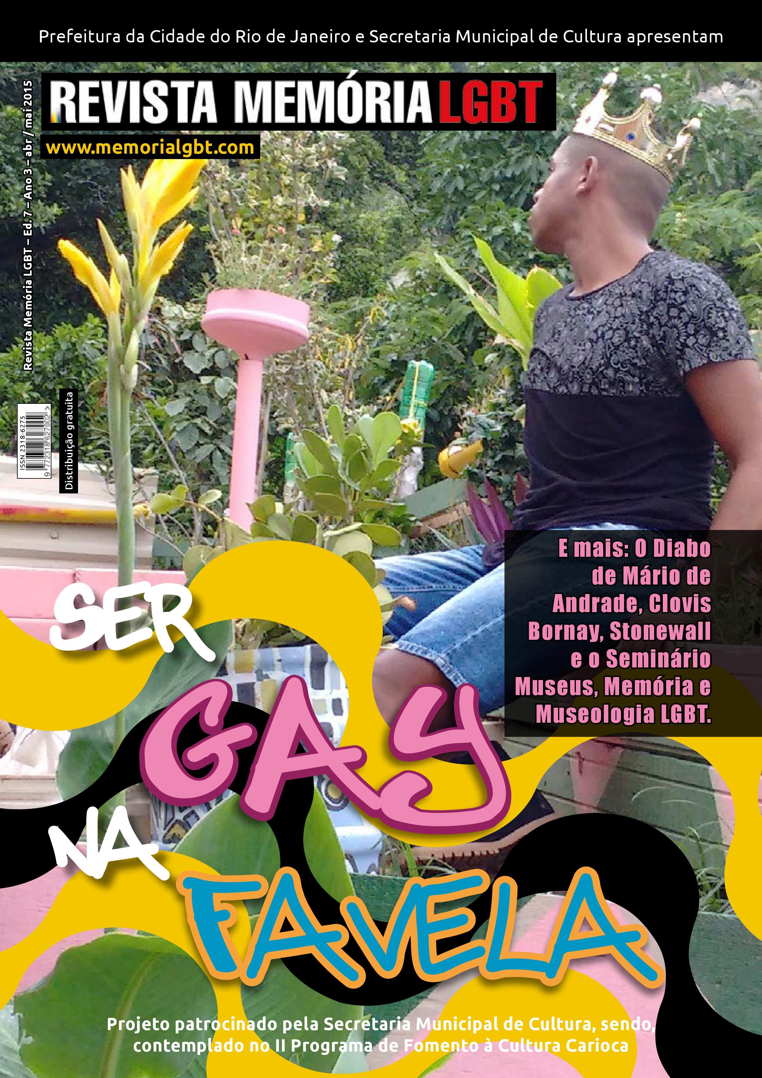 Revista Memória LGBT - Edição 08