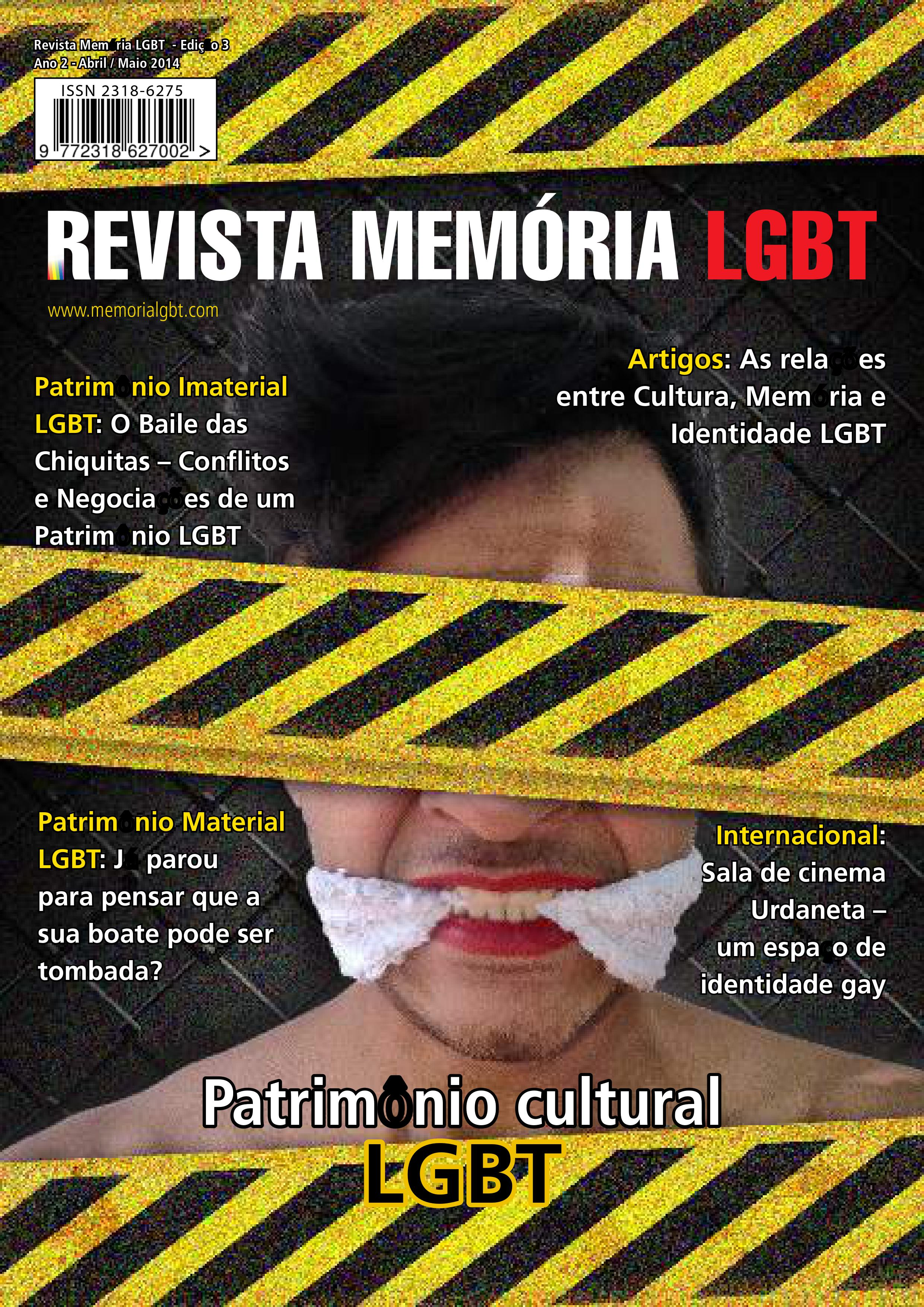 Revista Memória LGBT - Edição 03
