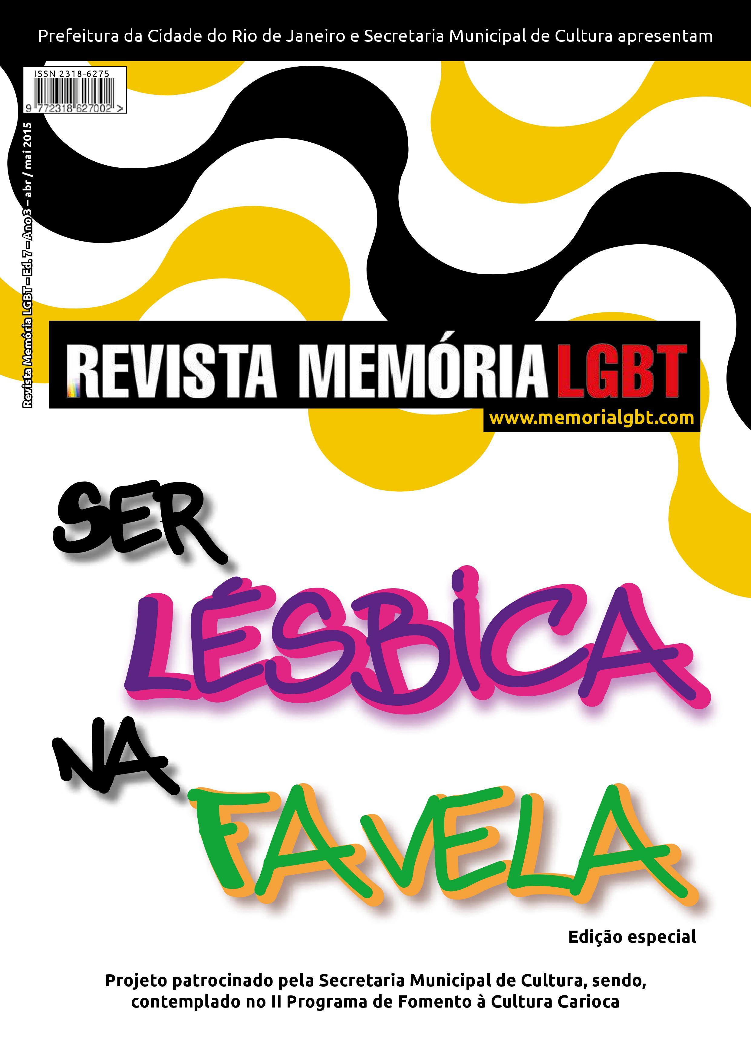Revista Memória LGBT - Edição 7