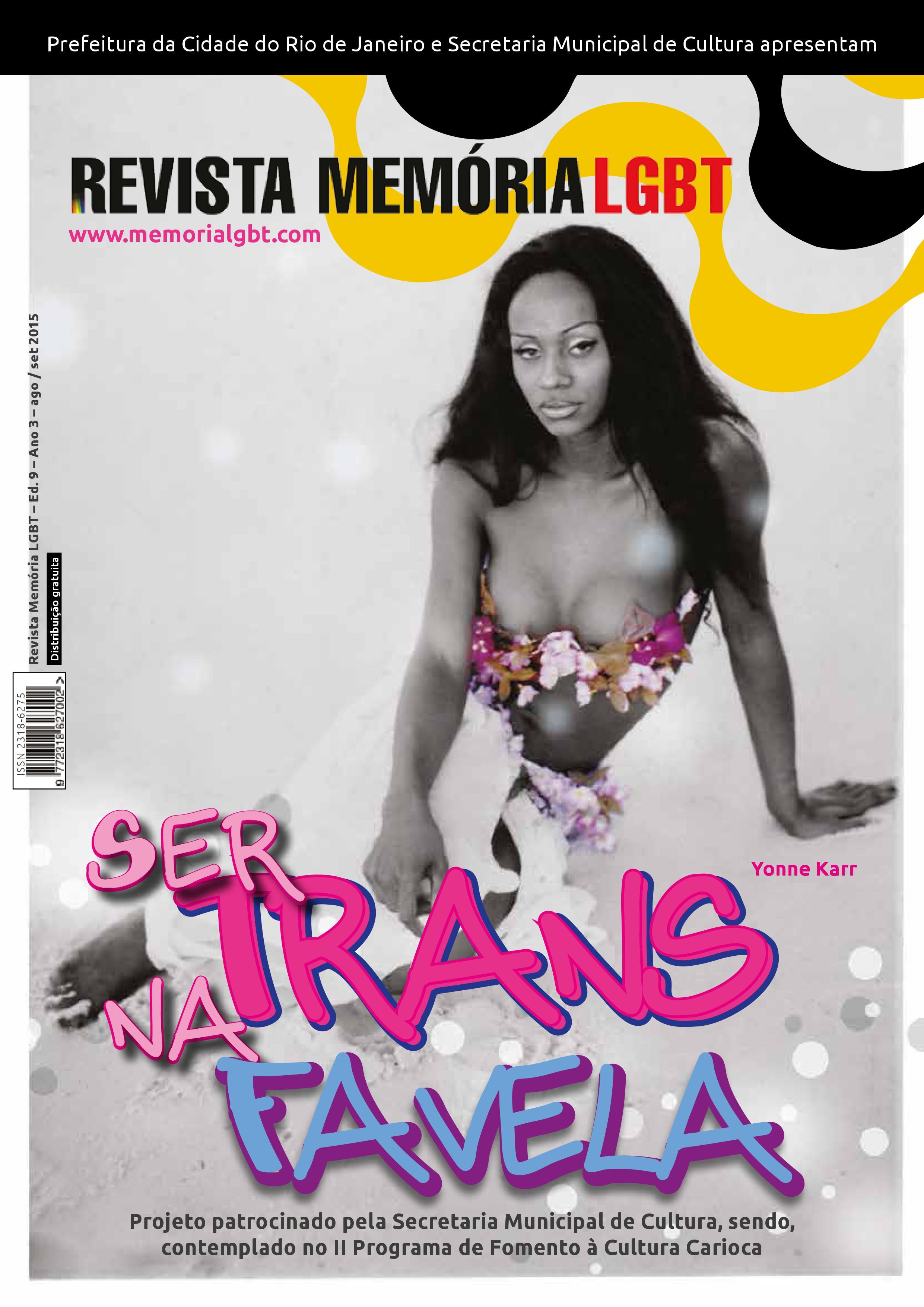 Revista Memória LGBT - Edição 9