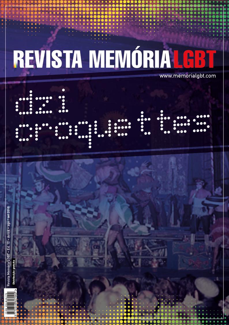 Revista Memória LGBT - Edição 10