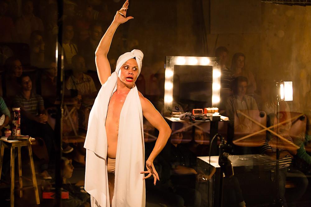 Foto Espetáculo BR Trans - Créditos CCBB