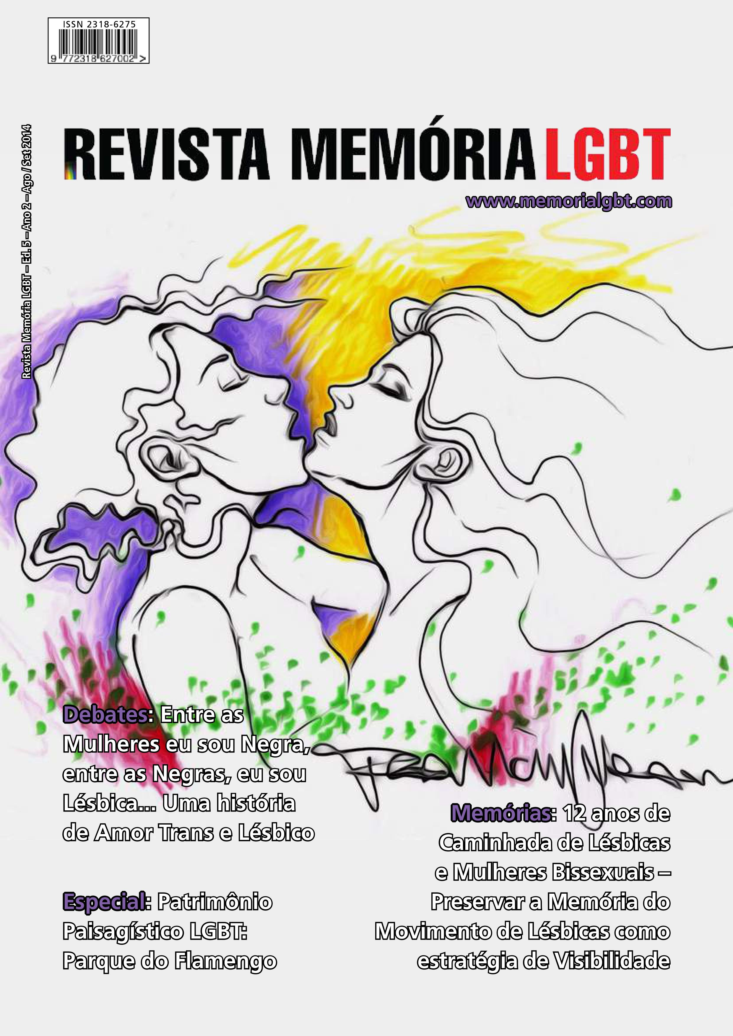 Revista Memória LGBT - Edição 5