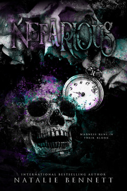 Nefarious - ebook