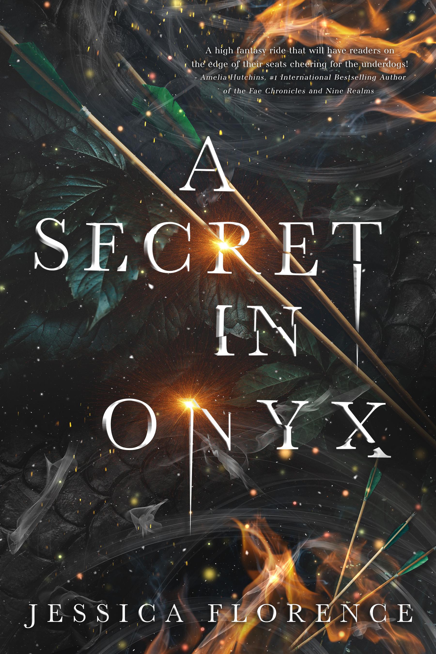 A Secret in Onyx - EBOOK