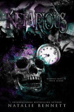 Nefarious - ebook