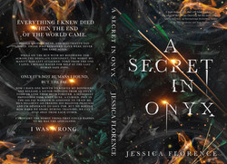 A Secret in Onyx - FULL WRAP