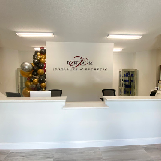 Pham Institute of Esthestic Lobby