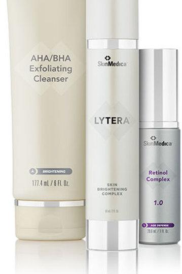 SkinMedica Lytera® Skin Brightening System with Retinol Complex 1.0