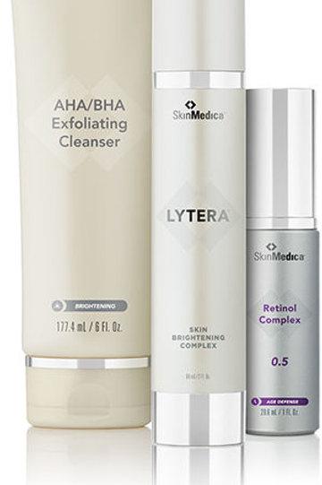 SkinMedica Lytera® Skin Brightening System with Retinol Complex 0.5