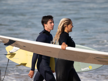 Surf Passion with Georgina Ditter