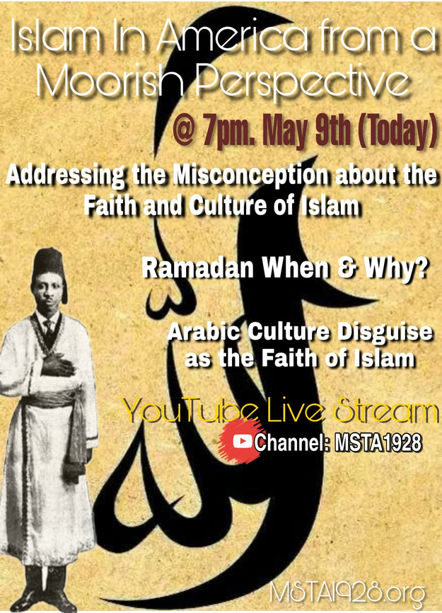 Islam In America A Moorish Perspective~