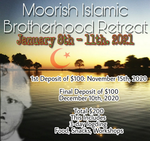 Brotherhood Retreat