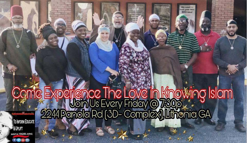Moorish Science | Atlanta | Moorish Science Temple of