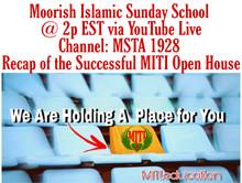 Recap of MITI Open House