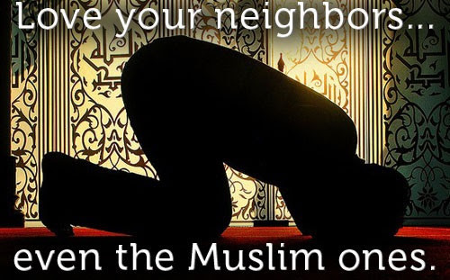 Love Your Muslim Neighbors Panel Conversation