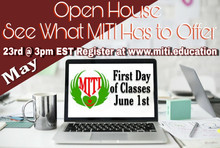 Your Invited to MITI Open House