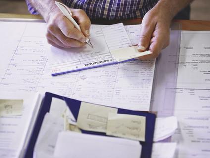 Voorbeeld budgetplan