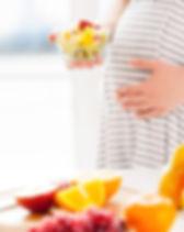 Nutrição grávida