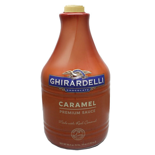 Ghiradelli Caramel Sauce