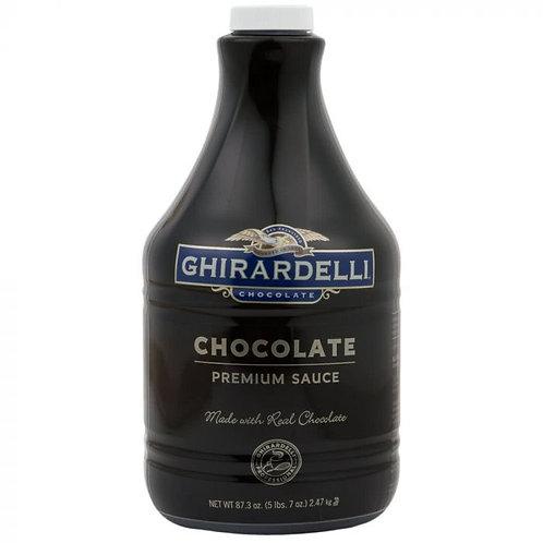 Ghiradelli Chocolate Sauce