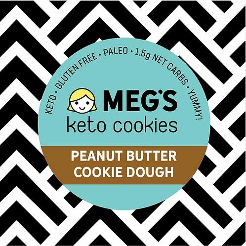 Meg's Keto Peanut Butter Cookie Dough