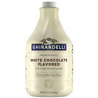 Ghiradelli White Chocolate Sauce