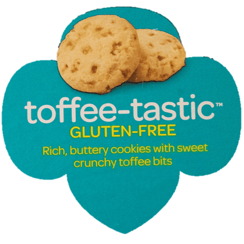 Girl Scout Toffee-Tastic