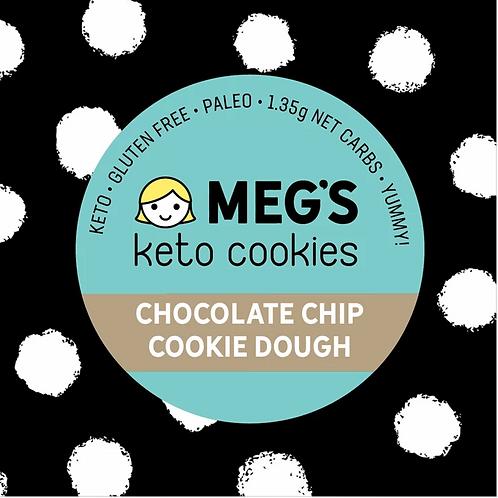 Meg's Keto Chocolate Chip Cookie Dough