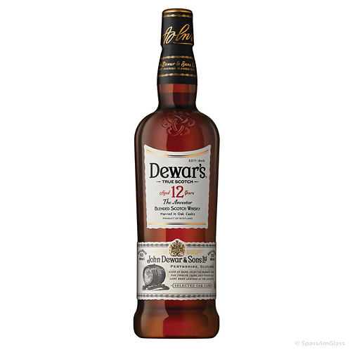 Dewar's 12 Scotch Whisky