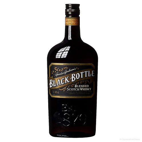 Black Bottle Islay Blended Scotch