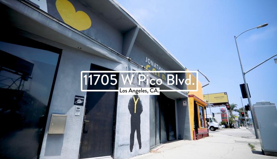 11705 Pico Blvd.