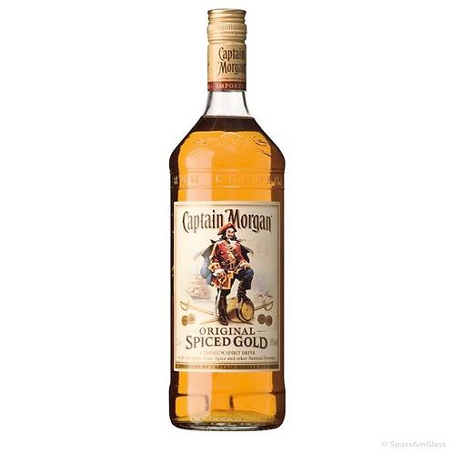 Captain Morgan Spiced Gold Jamaica