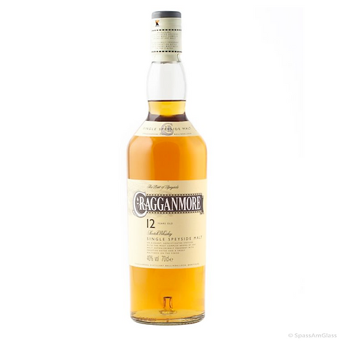 Cragganmore 12years Old Speyside Malt